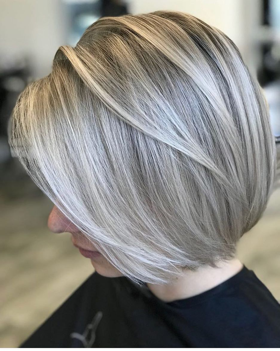 Стрижки каре для тонких волос