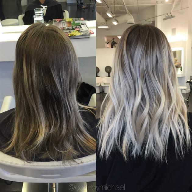Техника окрашивания волос омбре: полное руководство.