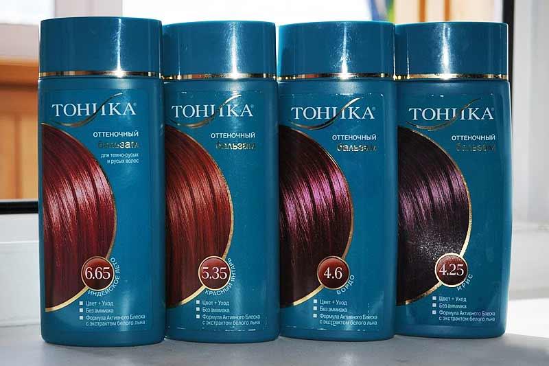 Как выбрать профессиональную краску для тонирования волос в домашних условиях