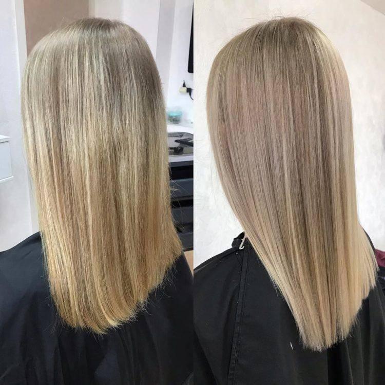 Окрашивание волос в технике airtouch: фото, описание, нюансы процедуры