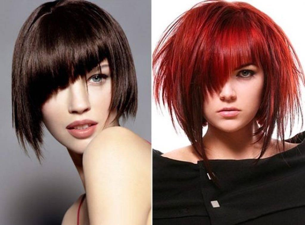 Стрижки с челкой 2021 челки средние волосы с фото, длинные, короткие, модная каре, каскад, круглая