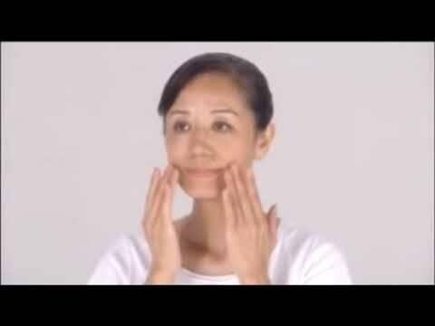 Японская гимнастика для лица: шиацу и асахи
