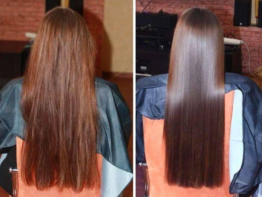 Луковая шелуха для волос - 6 лучших рецептов масок + окрашивание волос