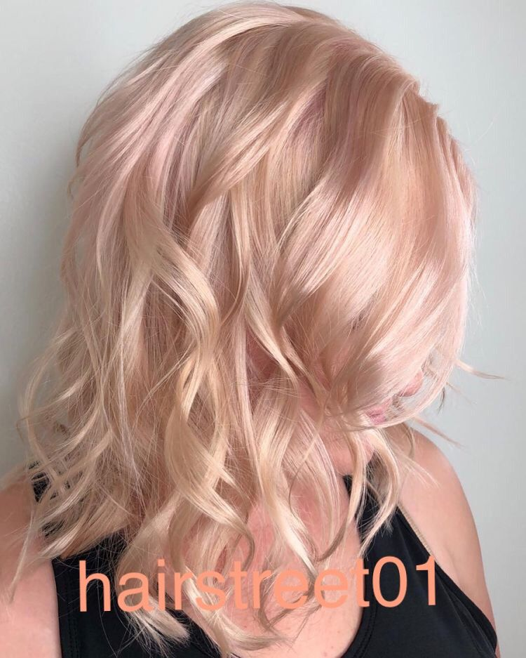 Палитра красок для цветного тонирования волос. советы по выбору оттенка и уходу за прядями после процедуры