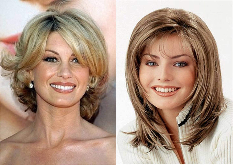 Подбор стрижки для женщин в возрасте 30 лет (45 фото)