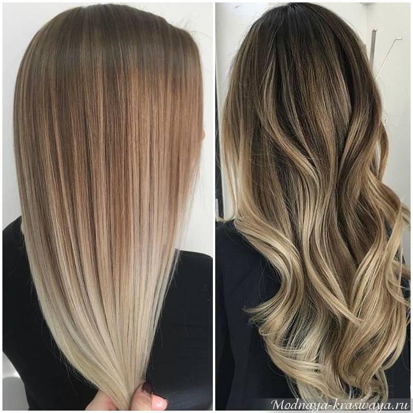 Техника окрашивания волос airtouch (аир тач) – тренд предстоящего сезона