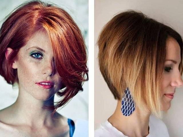 Каре без укладки (30 фото): как выглядит прическа без укладки? подойдет ли стрижка девушкам с тонкими волнистыми волосами? особенности удлиненного каре на ножке