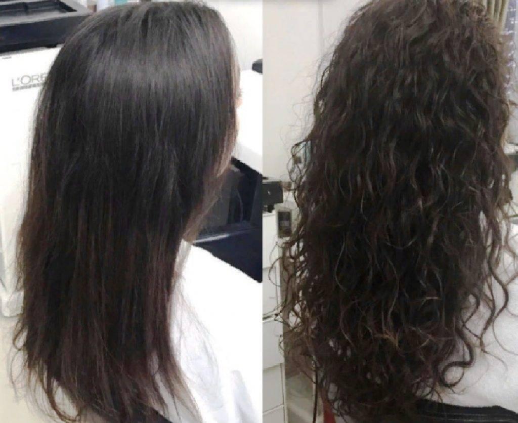 Вредна ли химическая завивка волос и что еще нужно про нее знать: механизм действия и фото до и после