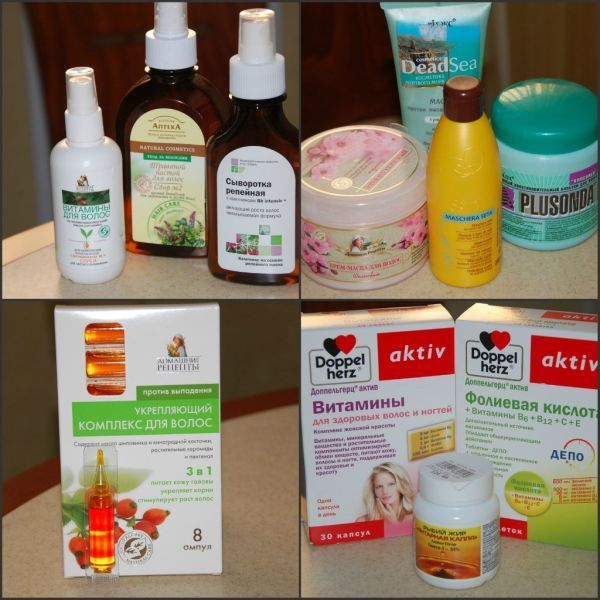 Витамины для волос: обзор лучших витаминов для роста и укрепления волос