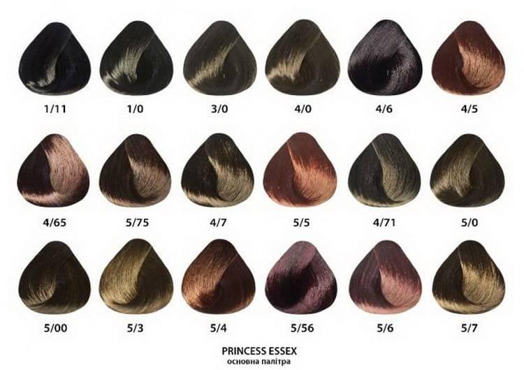 """""""эстель"""", 9 номер: все оттенки краски для волос - luv.ru"""