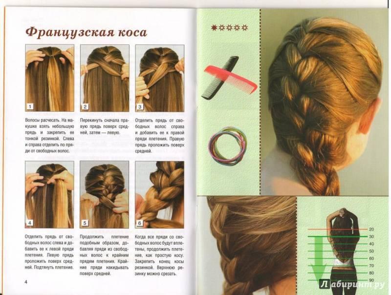 Красивое плетение кос своими руками: фото, видео и пошаговые инструкции для начинающих