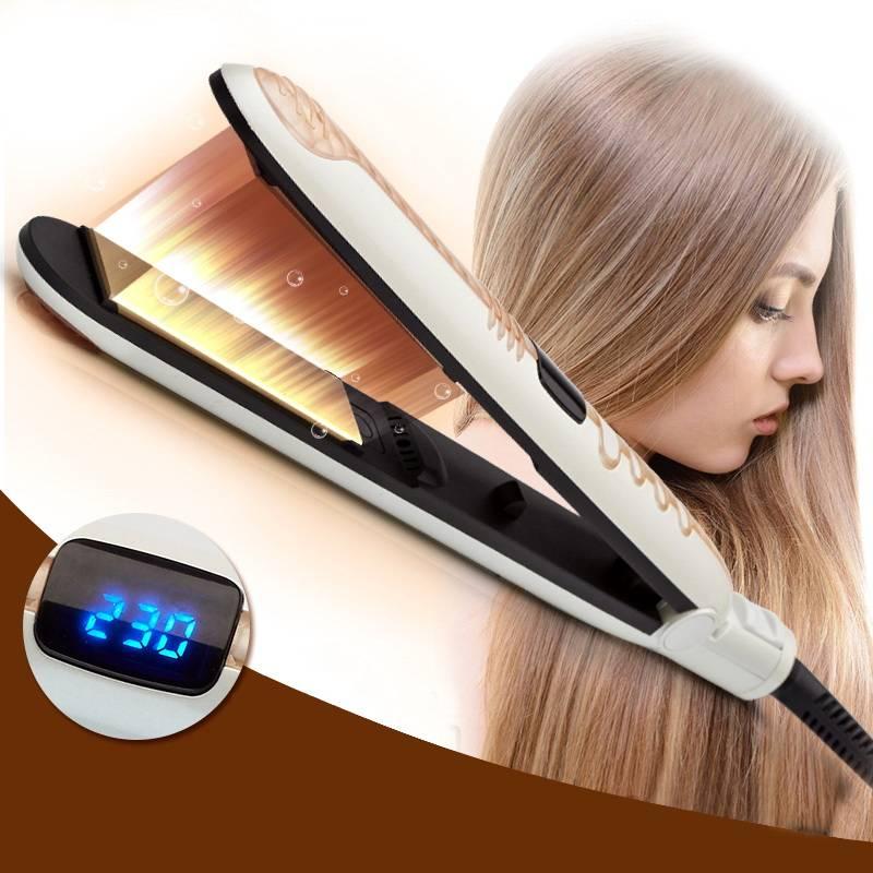 Лучшие утюжки для волос с ионизацией