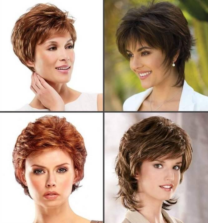 Стрижки для женщин после 55 лет с названиями (35 фото): женские стрижки для 55-летних женщин с седыми волосами. какая стрижка подходит женщинам с круглым лицом?