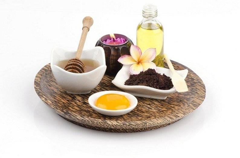 Касторовое масло и яйцо: рецепт маски для волос