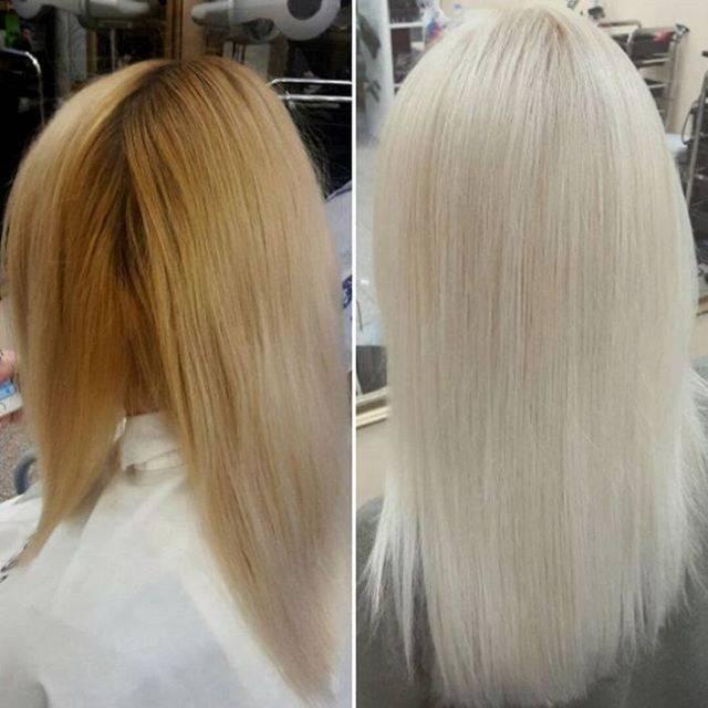 Бесцветная хна для волос: способ применения, как осветлить
