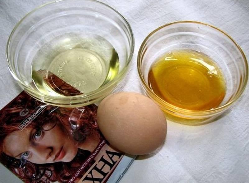 Яичная маска для волос от выпадения: рецепты приготовления в домашних условиях: курс лечения и эффект действия