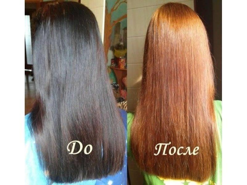 Смывка краски с волос в салоне и домашних условиях