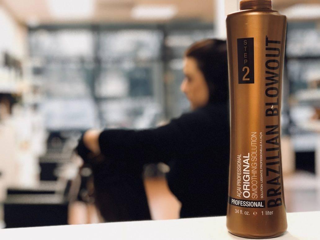 Средства для бразильского кератинового выпрямления волос: все о разглаживающей сыворотке brazilian blowout (бразилиан блоаут) и что это такое
