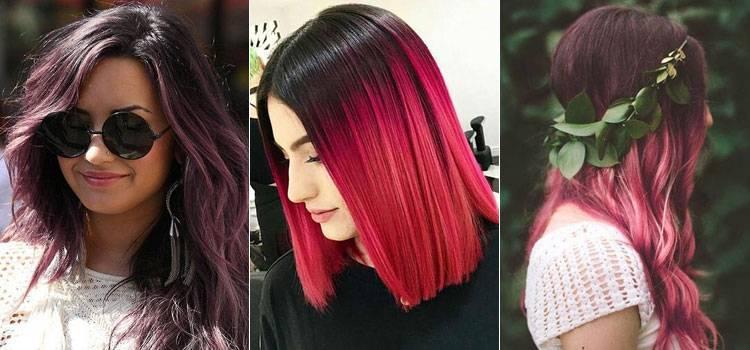 Будь в тренде: омбре на русые волосы