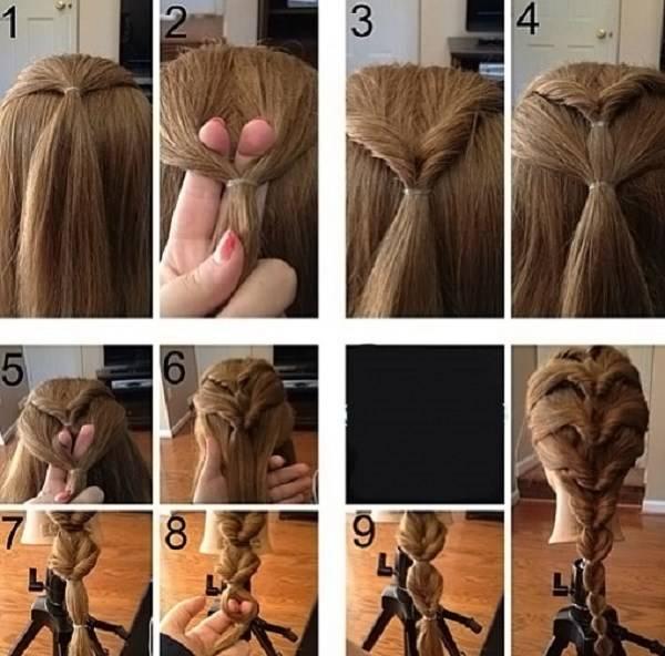 Прически с валиком для волос: как пользоваться для создания пучка