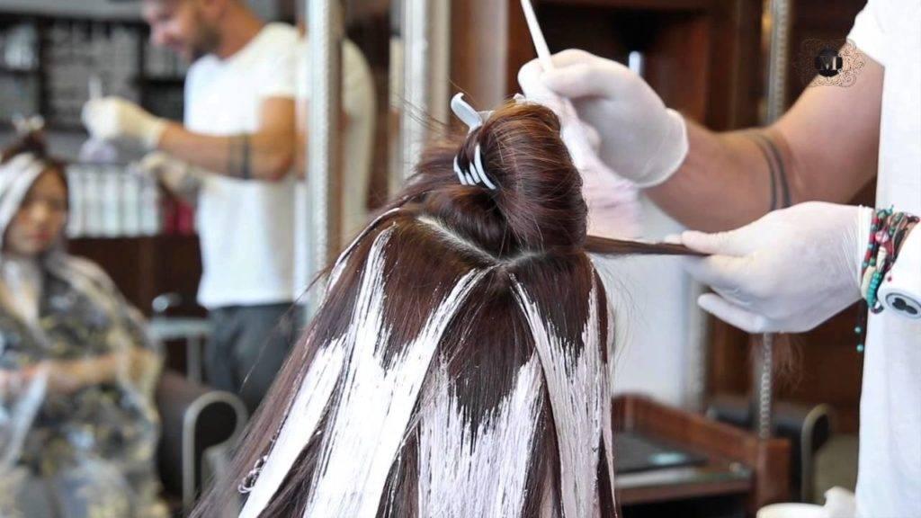 Изучаем технику брондирования волос в домашних условиях