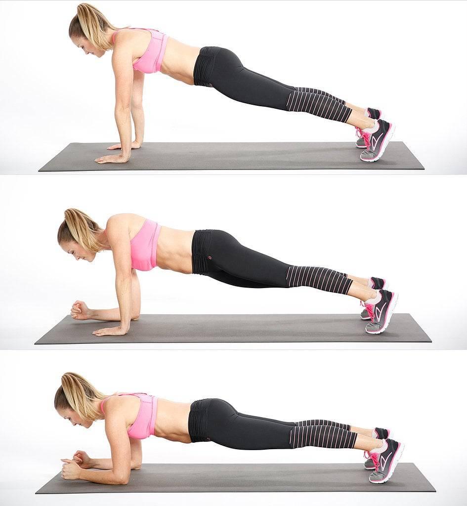 Как накачать тело за месяц: программа тренировок