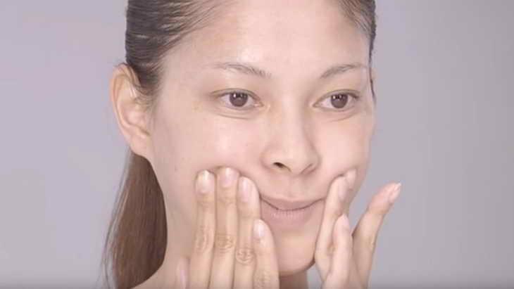Японская гимнастика асахи для лица и красоты тела