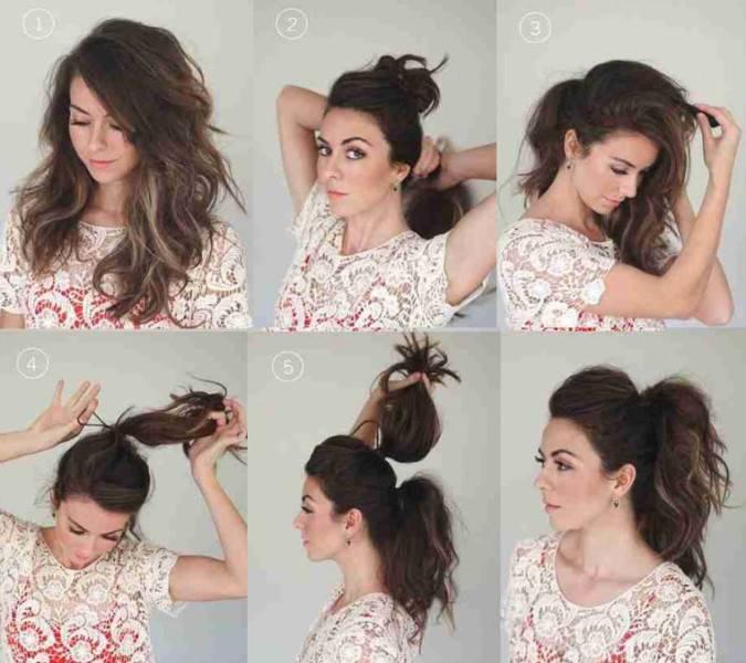 Прически на длинные волосы: выбираем и учимся делать