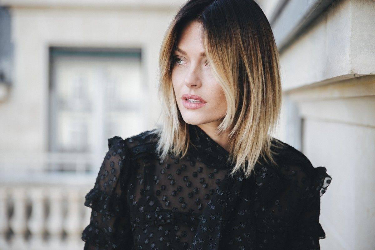 Окрашивание шатуш на темные волосы ― особенности итальянского мелирования - уход за волосами