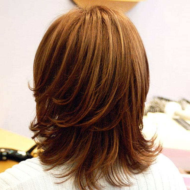 Стрижка каскад на короткие волосы: как стричь, вид сзади, фото, разновидности прически