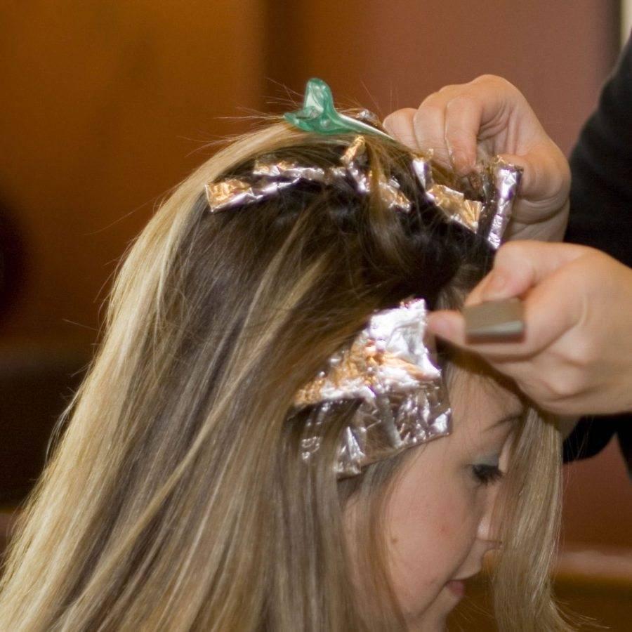 Как сделать калифорнийское мелирование в домашних условиях, техника выполнения на короткие и длинные волосы с фото