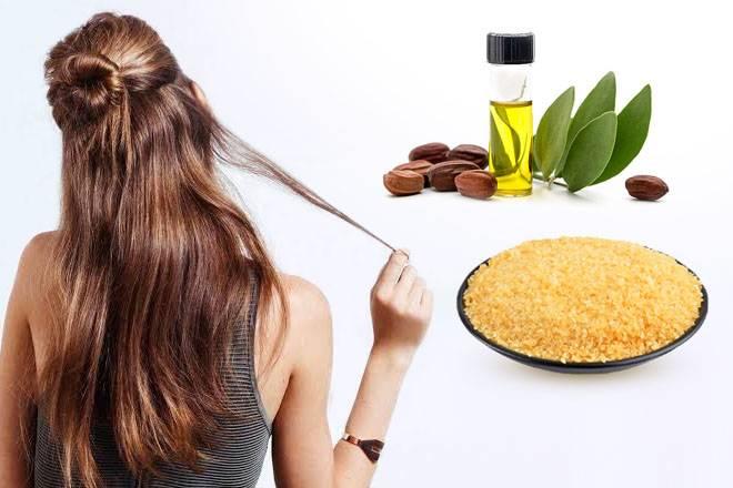 Маски для активного роста волос: 12 лучших рецептов