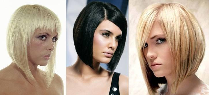 Каре для круглого лица (67 фото): стрижка с челкой на удлинение и прически для тонких волос, кому идёт удлиненный «боб», модные примеры-2021