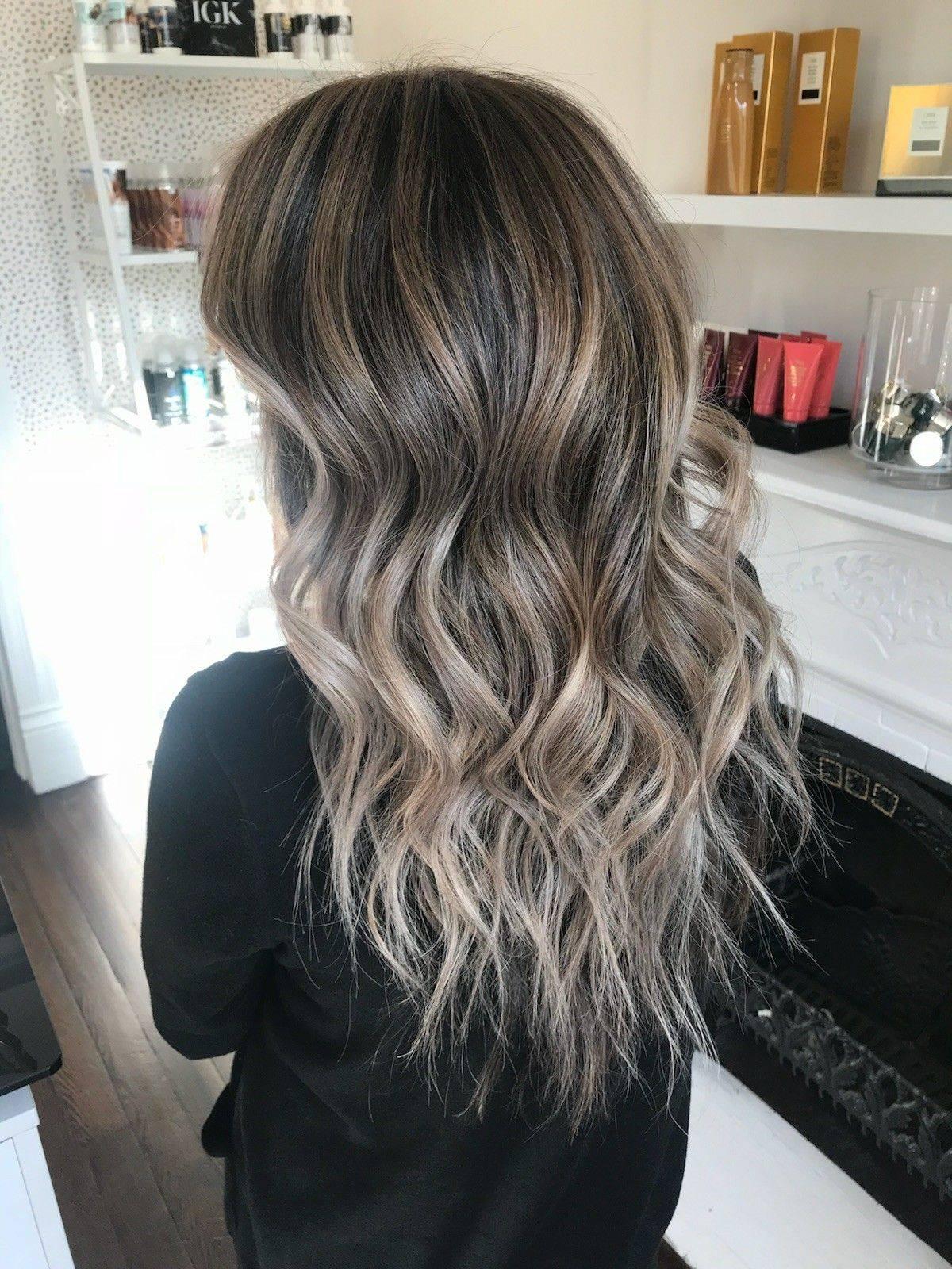 Пепельный цвет волос: 39 идей окрашивания с фото + обзор красок