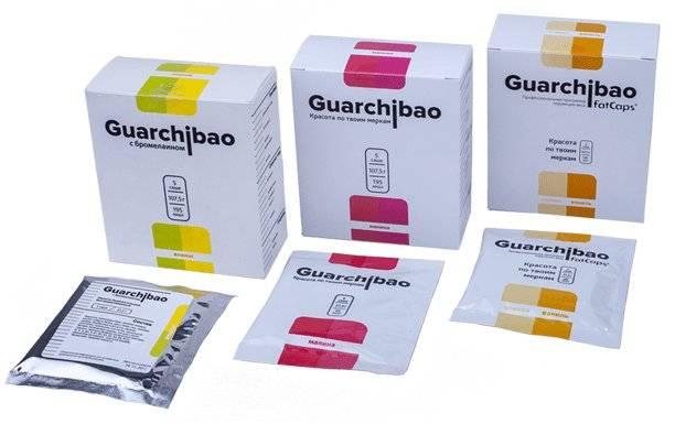 Инструкция по применению гуарчибао (guarchibao) с реальными отзывами врачей - men's republic