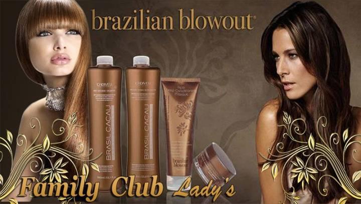 Инновационное кератиновое средство brazilian blowout для бразильского выпрямления волос