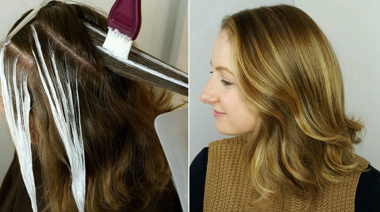 Как сделать брондирование волос в домашних условиях с фото, видео, пошаговой инструкцией и отзывами
