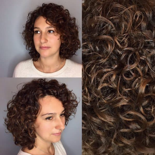 Карвинг на короткие средние волосы: фото до и после, что такое, на крупные бигуди