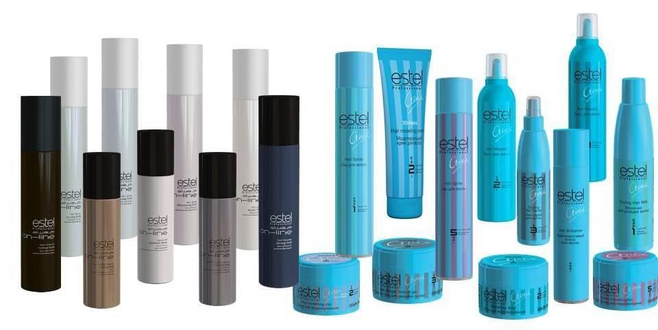 Средства для глазирования волос: матрикс (matrix), kaaral, эстель (estel)