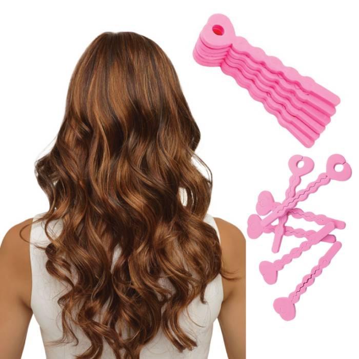 Как правильно накрутить волосы на бигуди: виды папильоток, способы завивки