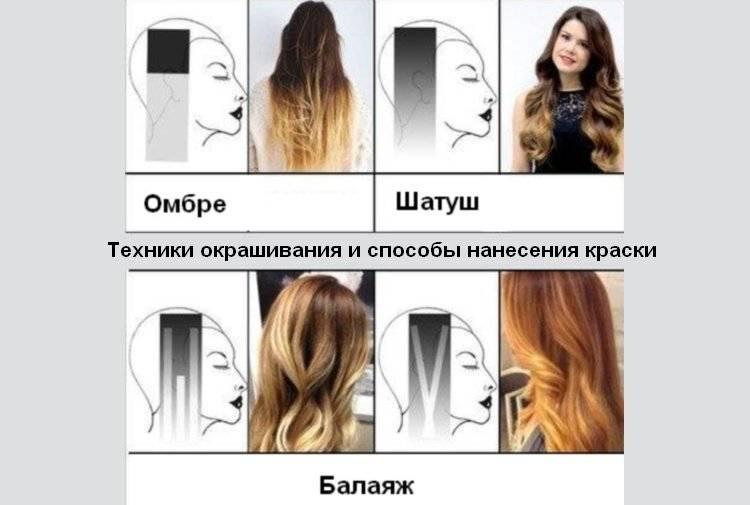 Шатуш на темные волосы: лучшие фото-идеи и советы по окрашиванию