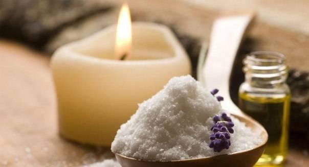 Как ускорить рост волос и увеличить их пышность с помощью домашних скрабов с солью?