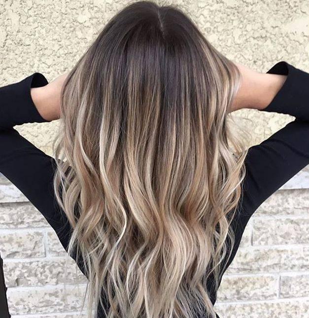 Как красиво покрасить кончики волос — топ 3 лучших красок, модные оттенки и отзывы
