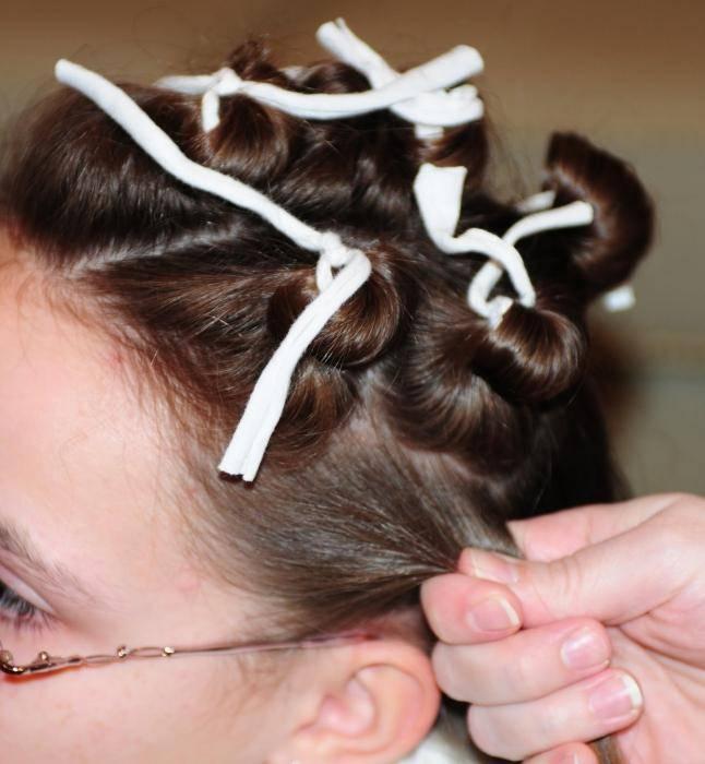 Детская прическа на утренник своими руками. прически для девочек на новогодний утренник с разной длиной волос