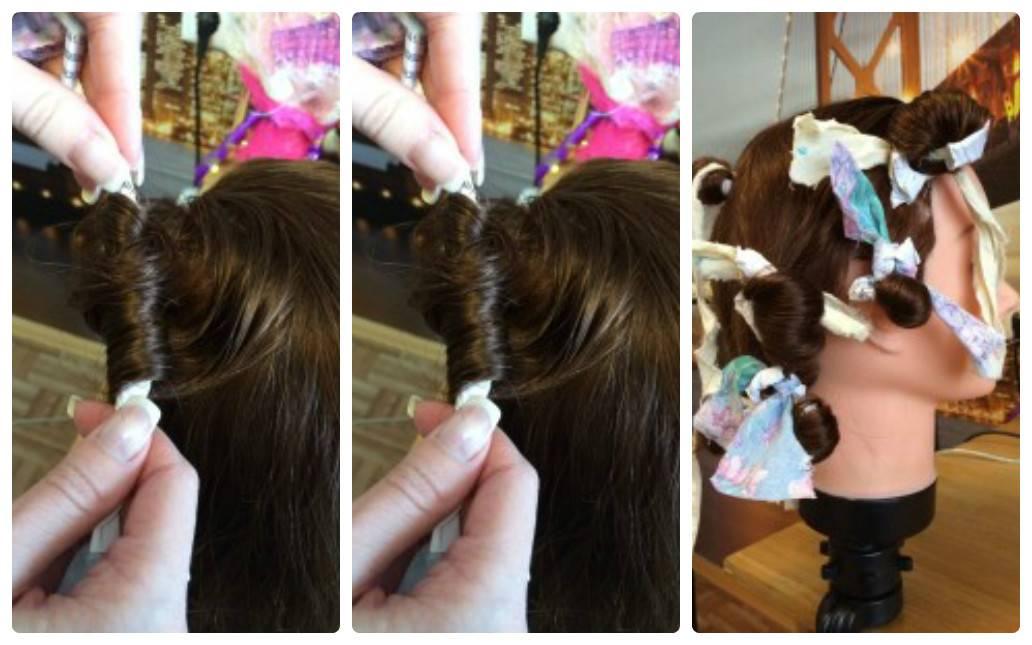 Выбор прически для девочек с длинными волосами