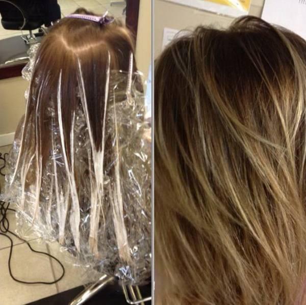 Особенности балаяжа на длинные волосы и правила окрашивания прядей в домашних условиях