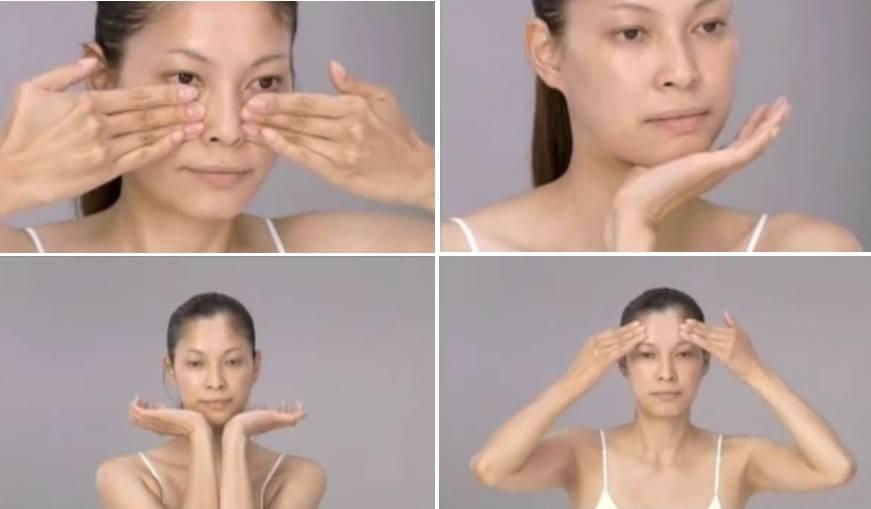 Японский массаж лица асахи (зоган): видео, техника массажа, отзывы (12 приемов массажа для молодости и красоты)