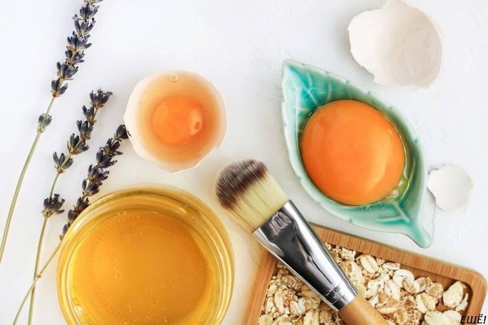 Маска для волос с медом и яйцом: рецепт, польза