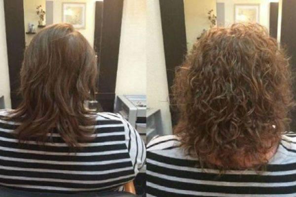 Что такое карвинг волос: фото до и после и все особенности этой долговременной укладки