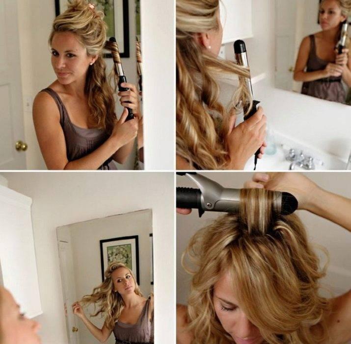 Как накрутить волосы плойкой: 6 шагов к идеальным локонам